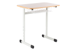 School desk Titan height-adjustable